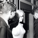 Photo: Rare photo shows Marilyn Monroe with JFK, RFK