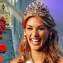 Photo: 'A loooot of fun': Miss Universe's verdict after getting a grand tour of Guantanamo Bay