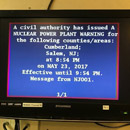 Photo: NJ Emergency Alert System Accidentally Activates, Sends Nuclear Warnings to Some TVs