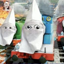 Photo: NRA's Dana Loesch Rants About 'Thomas & Friends' Characters, Puts Tanks In KKK Hoods