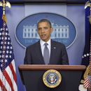 Obama Announces Complete Drawdown of U.S. Troops From Iraq by Year's End
