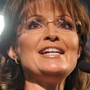 Photo: Hunt WikiLeaks chief down like Osama bin Laden: Sarah Palin demands Assange is treated like Al Qaeda terrorist