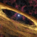 Photo: Astronomers mystified by 'weird' star