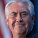 Photo: Rex Tillerson: a rocky road with Trump that ended with a surprise firing