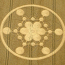Scrope Wood Crop Circle
