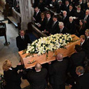 Photo: Stephen Hawking Funeral held today at Cambridge church