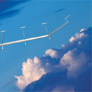 Photo: The solar-powered spy plane that will be able to fly non-stop for FIVE years