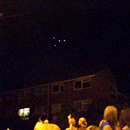 Photo: UFO sightings bring town to a standstill