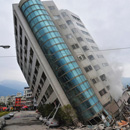 Photo: Four dead, hundreds injured in Taiwan after 6.4-magnitude earthquake strikes