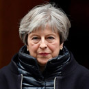 Photo: UK Prime Minister May Expels 23 Russian Diplomats in Response to Spy Poisoning