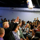 Photo: Puerto Rico: Trump paper towel-throwing 'abominable'