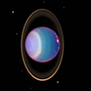 Bright Clouds on Uranus
