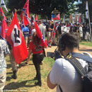 Governor Declares State of Emergency in Virginia as Nazi Rally Turns to Riot