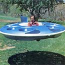 Photo: Flying Saucers Go Into Production