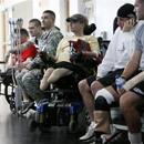 Photo: Number of disabled veterans rising