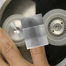 Photo: X-rays detected from Scotch tape