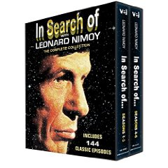 In Search Of,With Leonard Nimoy