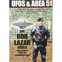 UFOs and Area 51, Vol. 2: The Bob Lazar Video